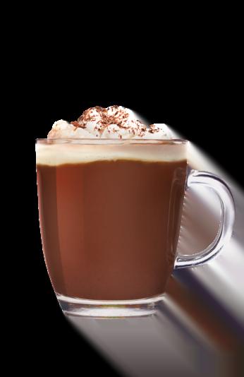 recept Cassis Hot Chocolate